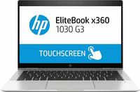 HP EliteBook x360 1030 G3 i7-8550U 16GB 512GB PCIe NVMe 13.3 FHD UWVA AG Mini-Notebook 512 GB (4QY23EA#ABD)