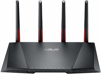 Asus DSL-AC68VG VOIP WLAN Router mit Modem Integriertes Modem: VDSL,ADSL,ADSL2+ 2.4GHz,5GHz