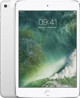 Apple iPad mini 4 mit Retina Display 7.9 128GB Wi-Fi Silber