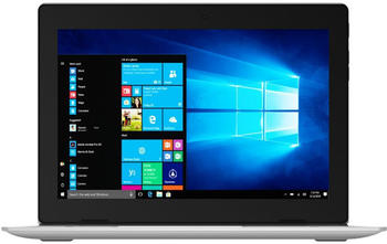 Lenovo Ideapad D330-10Igm, Tablet-PC, grau, Windows 10 Home 64-Bit, LTE