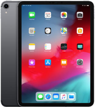 Apple iPad Pro 11.0 (2018) 64GB Wi-Fi Space Grau