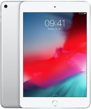 Apple iPad mini (2019) 256 GB WiFi silber