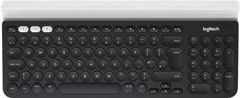Logitech K780 Bluetooth Wireless Keyboard DE schwarz