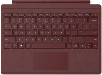 Microsoft Surface Pro Signature Type Cover (Bordeaux Rot)