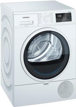 Siemens WT45RVA1 Wärmepumpentrockner, A++ Weiß